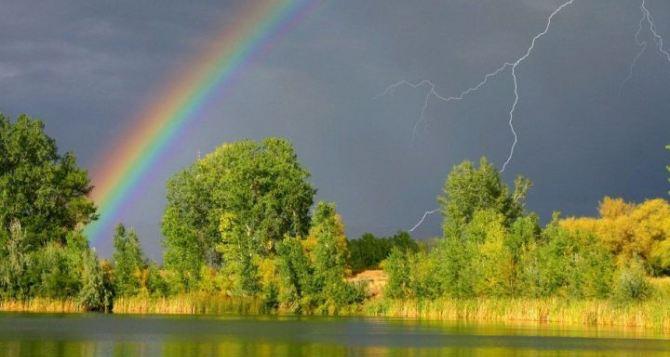 Прогноз погоды в Луганске на 23июня