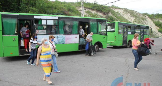 Луганчане о пересечении КПВВ «Станица Луганская»: Если честно, никогда не было так легко проходить КПП.