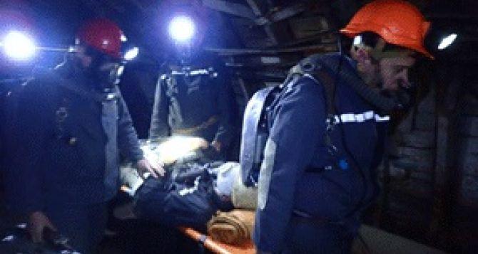 Обвал на шахте «Лисичанскугля»: один горняк погиб, один госпитализирован в тяжелом состоянии