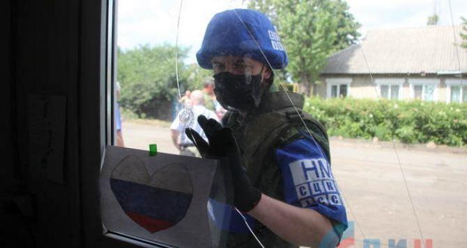 В поселке Фрунзе зафиксировали последствия вчерашнего обстрела. ФОТО