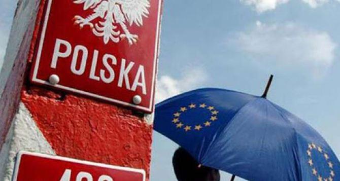 Еще один пункт пропуска на границе с Польшей возобновил работу