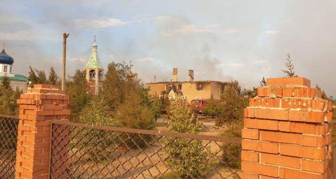 Сегодня утром в больнице умер от полученных ожогов еще один житель Луганской области