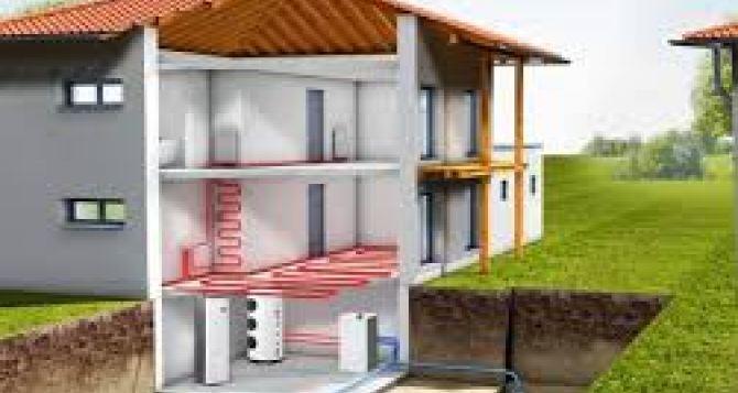 Преимущества геотермальных тепловых насосов