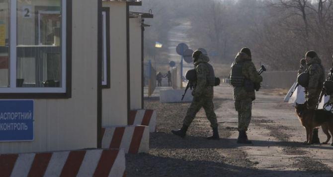 В Киеве говорят, что готовы в течение 4 месяцев открыть еще два КПВВ на Луганщине