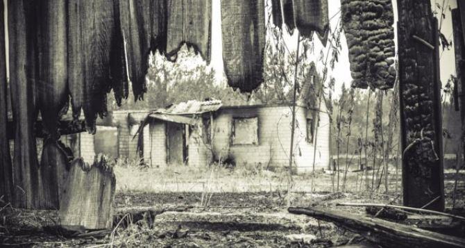 Рассказ очевидцев чудом вырвавшихся из огненного кольца у Волчьего озера. ВИДЕО