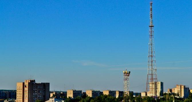 В Луганске сегодня пропадет вещание Хомякс ФМ, Луганск 24 и Россия 1