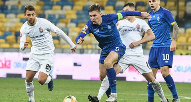 Луганская «Заря» фаворит в борьбе за вторую путевку в Лигу Чемпионов