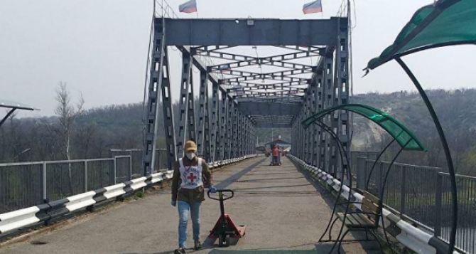 Завтра КПВВ «Станица Луганская» приостановит свою деятельность