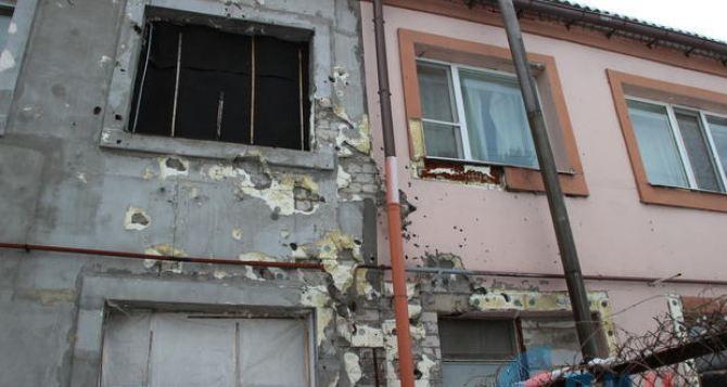 Переселенцы из Луганска могут предъявить иск Порошенко за разрушенное войной жилье