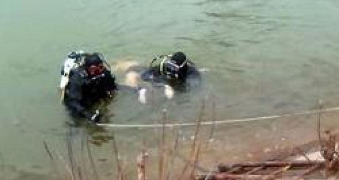 За двое суток из вод Северского Донца подняли два тела
