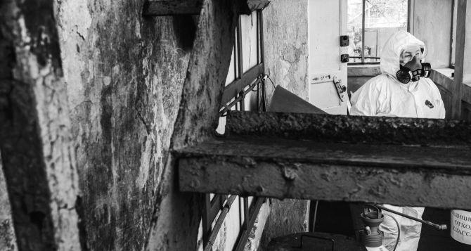 В Северодонецке зафиксирован первая смерть от коронавируса