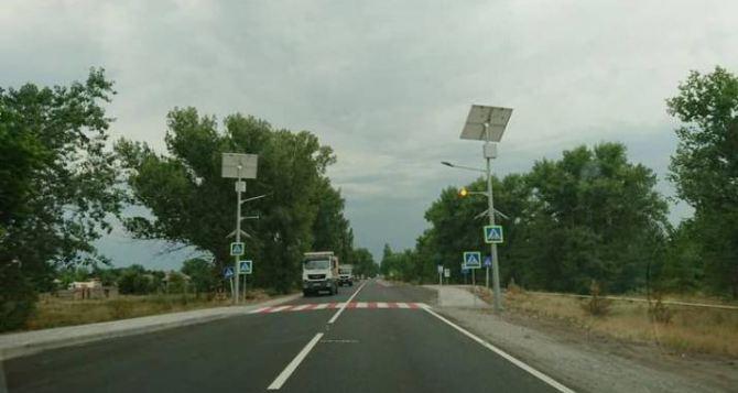 Как теперь добираться от КПВВ в Станице до Северодонецка. ФОТО