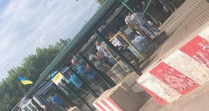 Как сейчас осуществляется пропуск через КПВВ, разъяснили в штабе ООС
