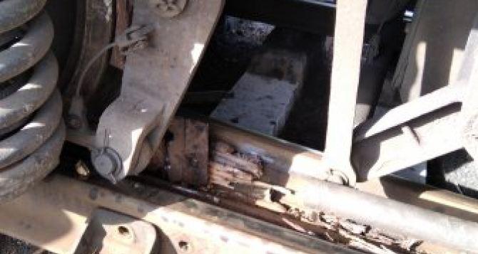 В Днепропетровской области сошли с рельсов поезда. Все поезда в Донбасс опаздывают