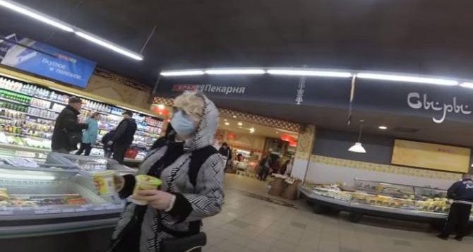 В Луганске посчитали сколько в городе рынков, супермаркетов и ресторанов