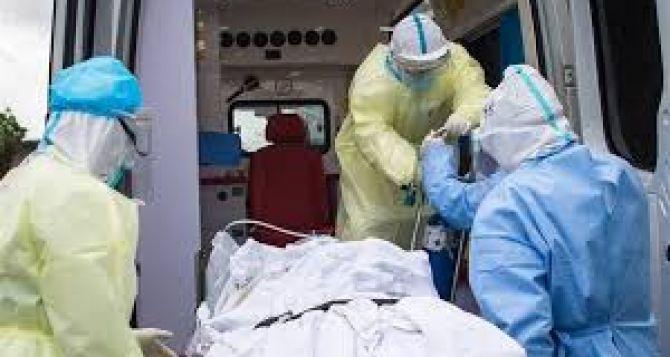 919 новых случаев COVID-19 зафиксировано в Украине