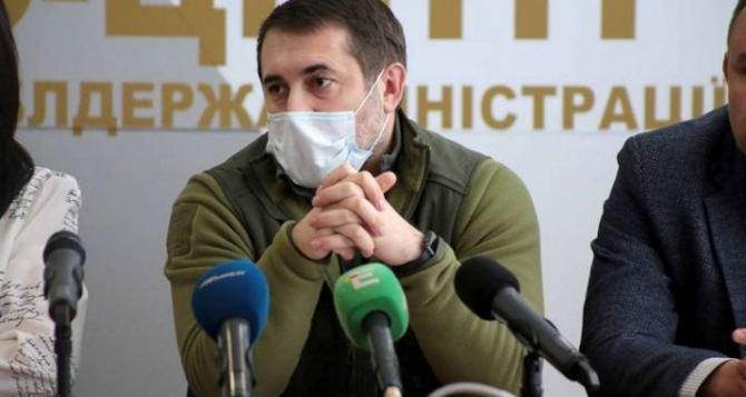 Глава Луганской ОГА выступил против проведения выборов в регионе