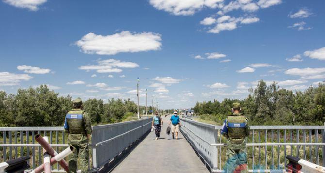 Вчера КПВВ «Станица Луганская» установила своеобразный рекорд