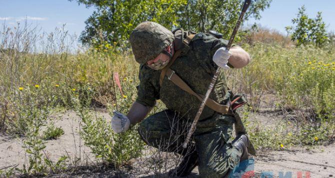 Продолжаются работы по подготовке строительных площадок КПВВ «Луганск-Счастье» и «Первомайск-Золотое»