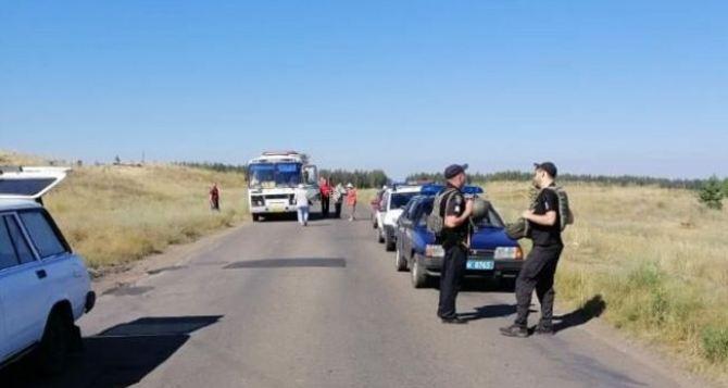 В Северодонецке предотвратили теракт. У газопровода обнаружили самодельное взрывное устройство