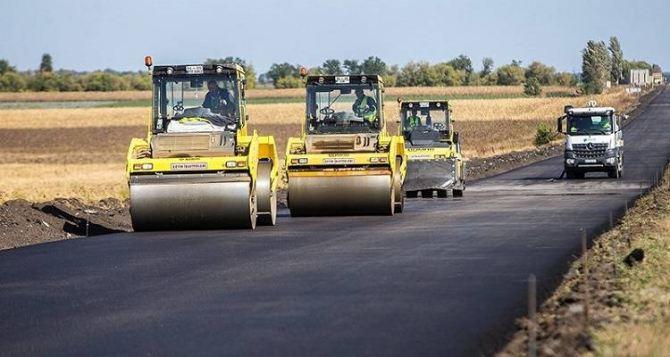На Луганщине планируют построить дорогу от Троицкого до Рубежного