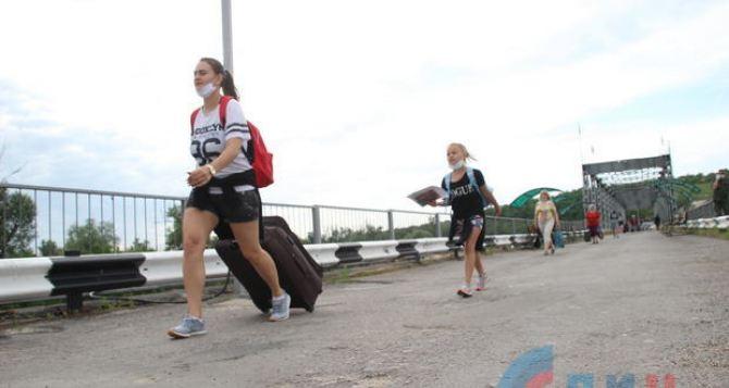 Как съездить в Луганск и вернуться через Станицу Луганскую не выжидая 14 дней