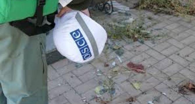 Сотрудник луганской команды СММ ОБСЕ был инфицирован коронавирусом и эвакуирован из Луганска