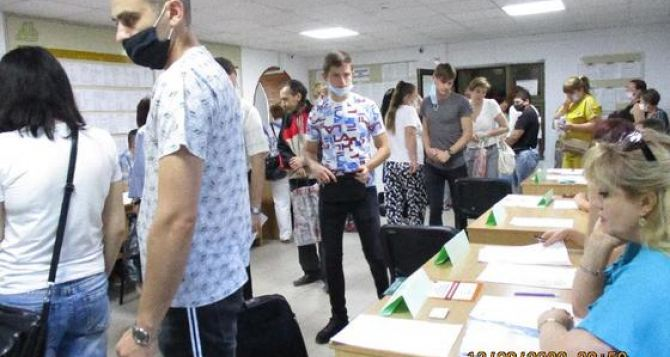 Ярмарка вакансий состоится очередной раз в Луганске 17сентября