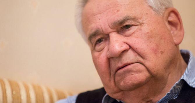 Фокин высказался в пользу особого статуса для всего Донбасса и всеобщей амнистии