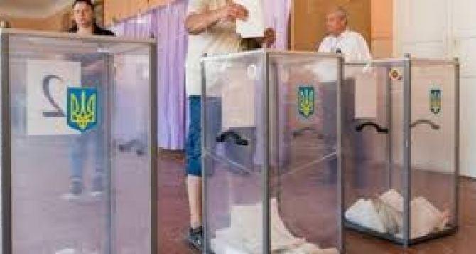 Решение ЦИК об отмене выборов на Донбассе незаконно