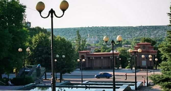 В Луганске 4сентября без осадков, до 32 градусов тепла