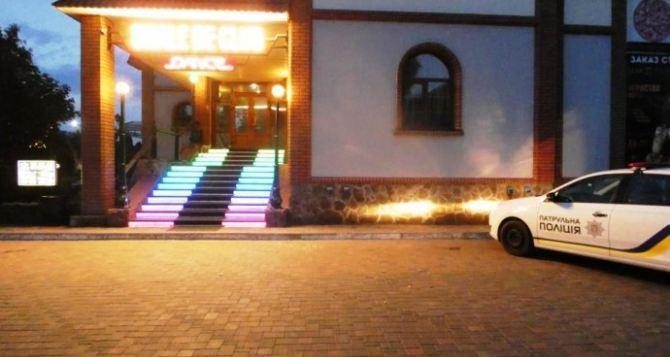 В Северодонецке задержан мужчина заминировавший один из ресторанов города