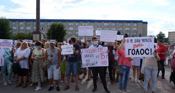 В «Слуге народа» предложили на новых условиях проводить местные выборы на Донбассе и выбрать областные советы
