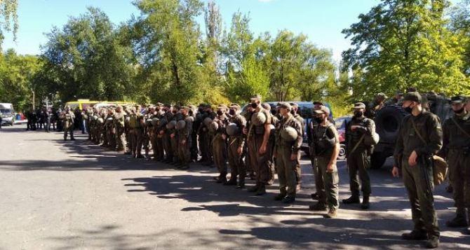 Силами СБУ началась «зачистка» Рубежного. ФОТО