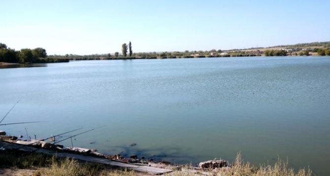 Готовится экологическая реабилитация «Луганского моря»