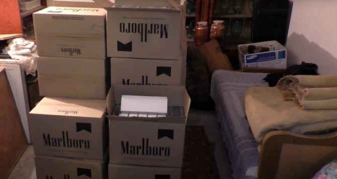Правоохранители изъяли 18 тысяч пачек сигарет без марок акцизного сбора