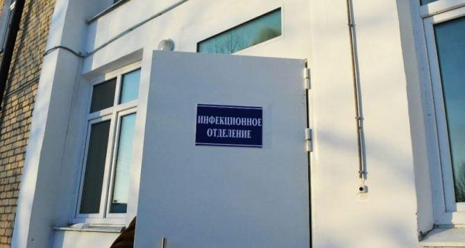 В Луганской области за сутки 19 новых заболевших коронавирусом