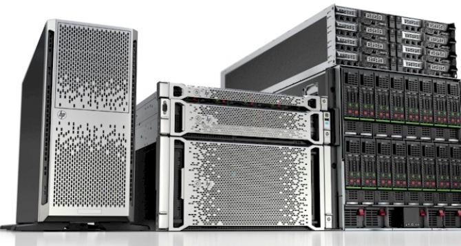 HP серверы— безоговорочный лидер на рынке техники
