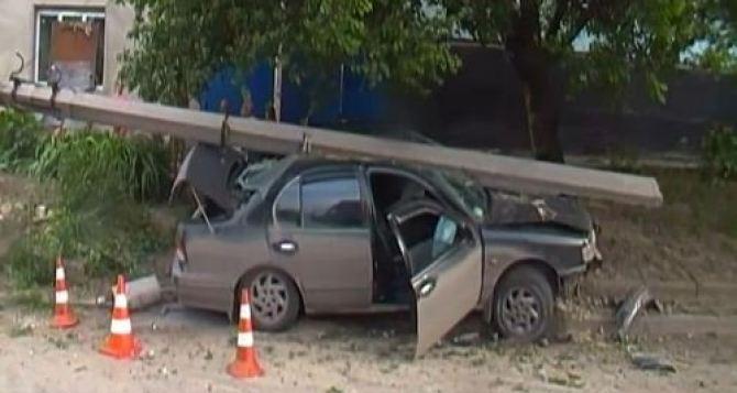 В Красном Луче водителя ЗАЗа оштрафовали на 140 тысяч рублей