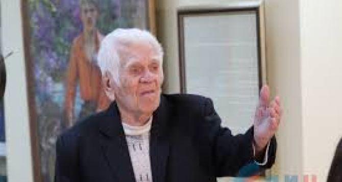 Около 40 авторских картин ветеран ВОв передал художественному музею