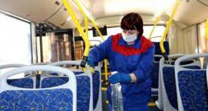 В Славяносербске возобновят движение всех видов общественного транспорта во всех направлениях