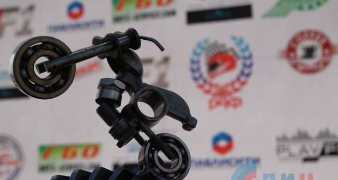 В Луганске состоялся традиционный Кубок Донбасса по мотокроссу. ФОТО