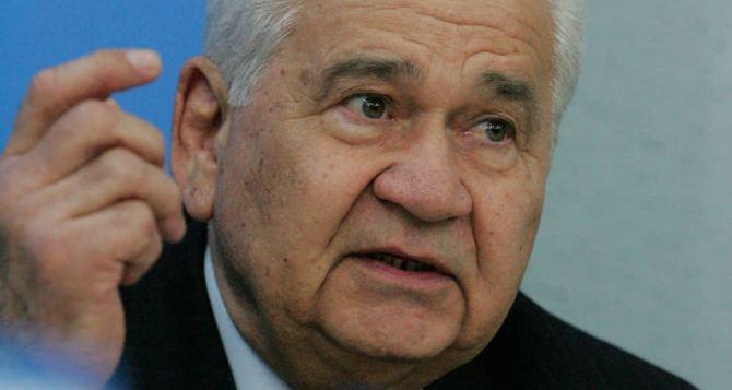 Витольд Фокин озвучил народным депутатам то, что думают 70% украинцев.