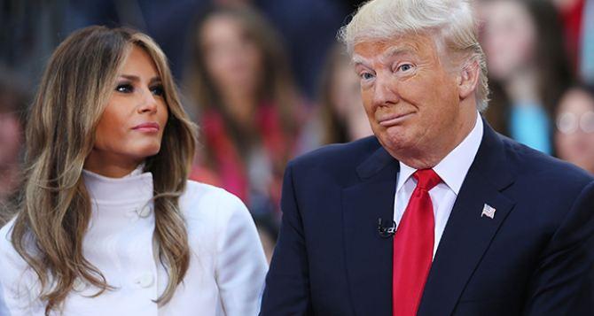 Не уберегли. Трамп сообщил что заболел коронавирусом и заразил свою жену Меланию