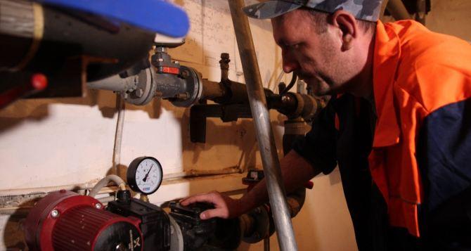 Отопительные системы заполнены теплоносителем в 90% многоквартирных домов города