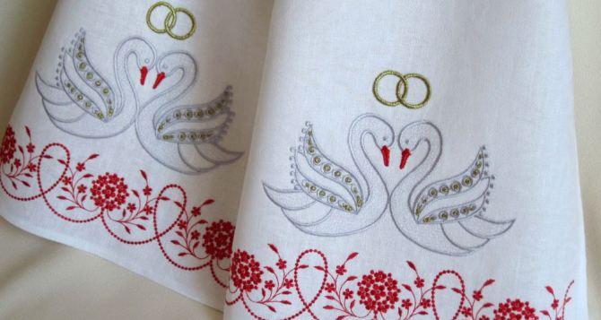 Особенности выбора рушника на свадьбу
