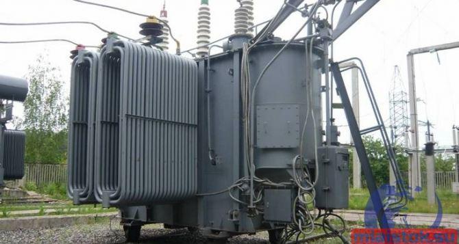 Из-за аварии трансформатора без света остались 800 абонентов