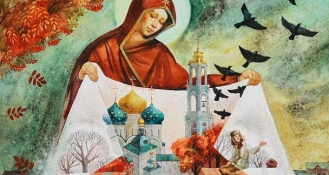 Покрова Пресвятой Богородицы. Что должно быть на праздничном столе