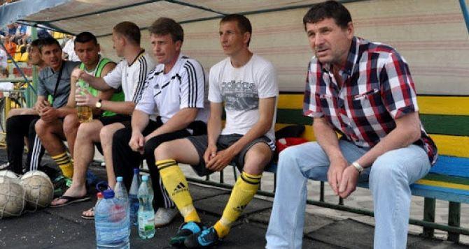 Умер известный луганский футбольный тренер