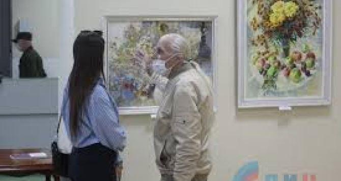 Выставка «Осеннний вернисаж» открылась в галерее искусств
